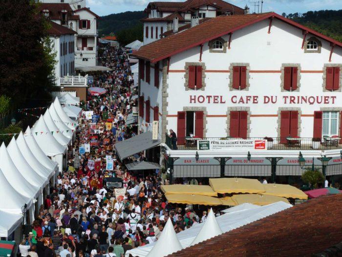 Fête Gâteau Basque Cambo-Les-Bains