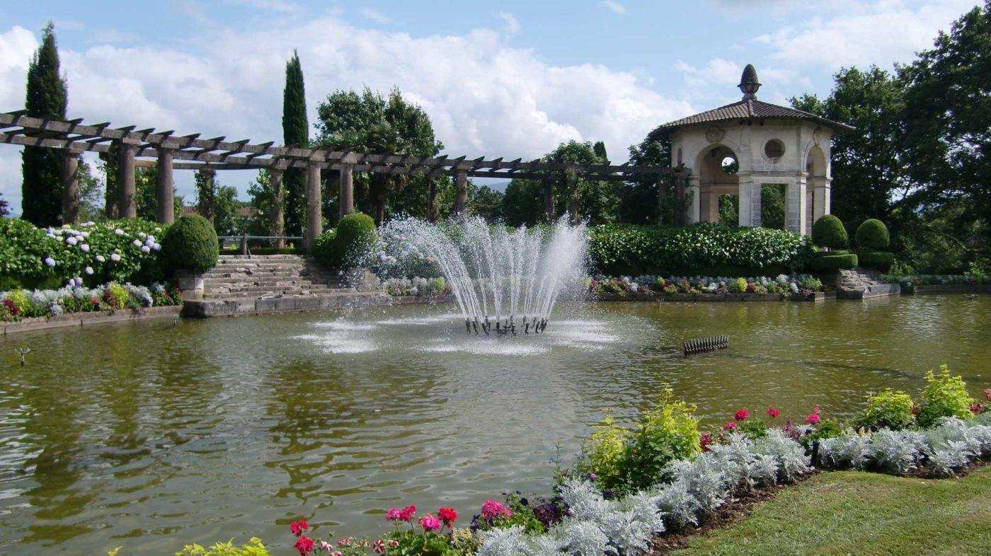 Arnaga Fontaine Cambo Les Bains3