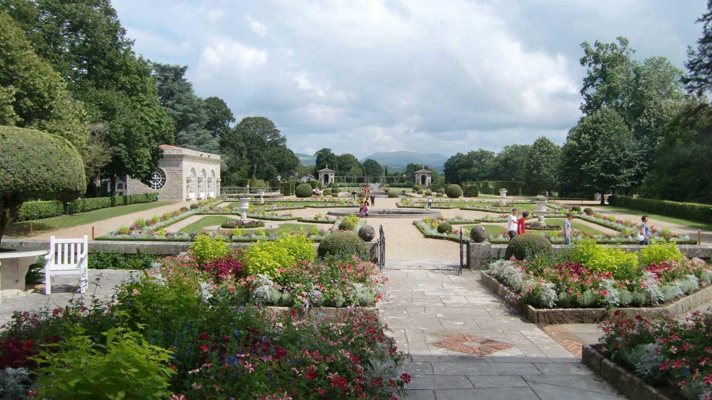 Arnaga Jardin Cambo Les Bains