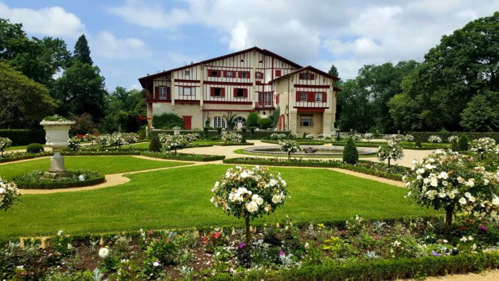 Arnaga Maison Jardin Florence Calmejane