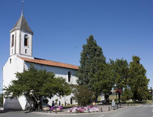 Cambo Les Bains Eglise Saint Laurent 20120716 650x975