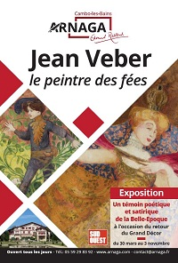 Expo Jean Veber Peintre Fees