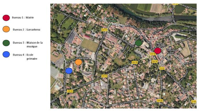 Plan Bureau Vue Googlemaps Reel