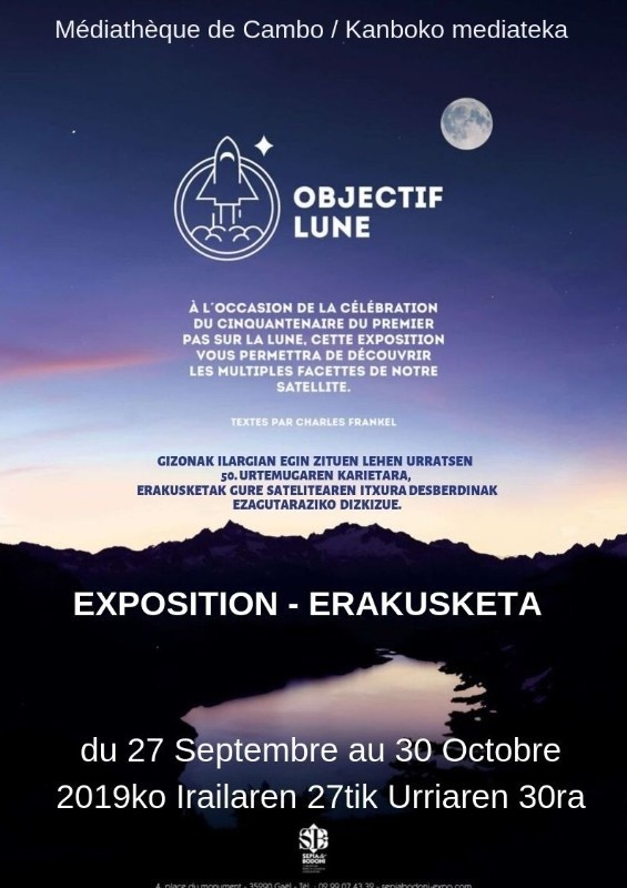 Expo Objectif Lune