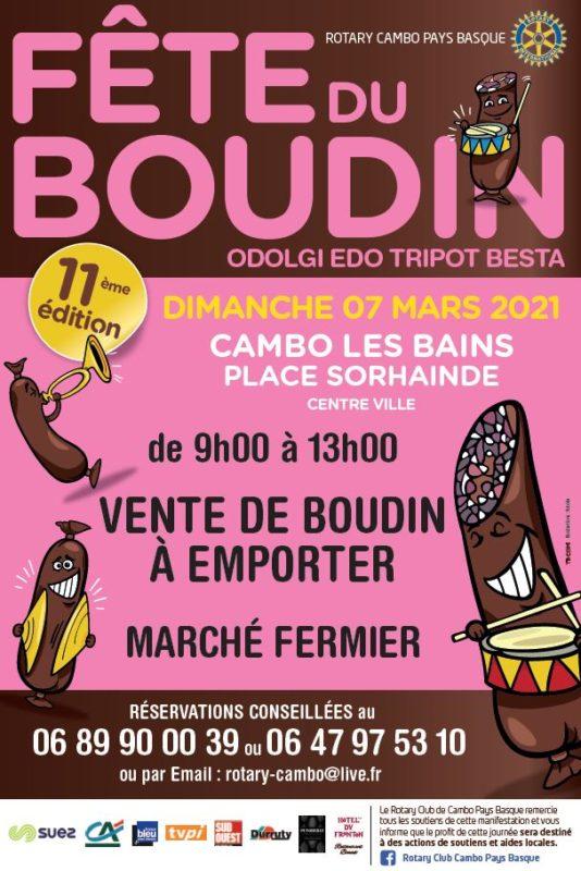 Fête Du Boudin 2021