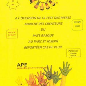 Affiche Marché Des Créateurs 800